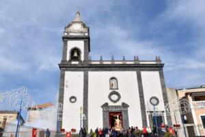 Chiesa Parrocchiale S. Antonio Abate a Pedara