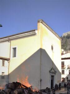 Festa di Sant'Antonio Abate a Campobasso - 17 gennaio (mattino)