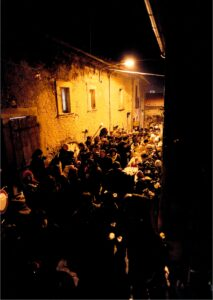 Festa di Sant'Antonio Abate a Collelongo