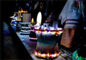 Festa di Sant'Antonio Abate a Collelongo - Conca