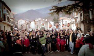 Festa di Sant'Antonio Abate a Collelongo - Giochi