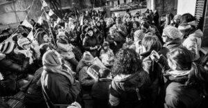 Festa di Sant'Antonio Abate a Fara Filiorum Petri - Foto di Andrea Lanzilli