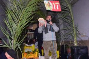 Festa di Sant'Antonio Abate a Macerata Campania - La riffa