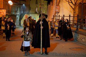 Festa di Sant'Antonio Abate a San Mauro Forte: Scampanatori