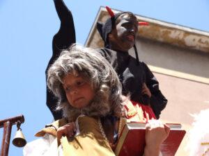 Mistero di Sant'Antonio Abate - Corpus Domini - Campobasso