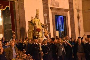 Processione in onore di Sant'Antonio Abate a Pedara