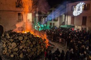 Festa di Sant'Antonio Abate a Trivigno - Foto Vito Marcone