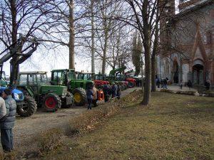 Precettoria di Sant'Antonio di Ranverso - Benedizione dei mezzi agricoli