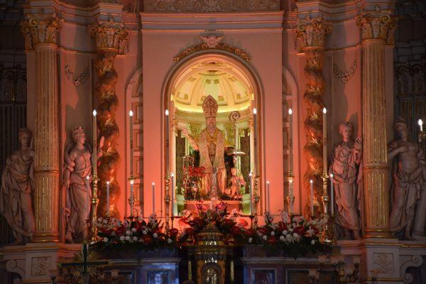 Svelata di Sant'Antonio Abate a Pedara