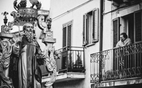 Festa di Sant'Antonio Abate a Fara Filiorum Petri - Foto di Serena Di Fulvio
